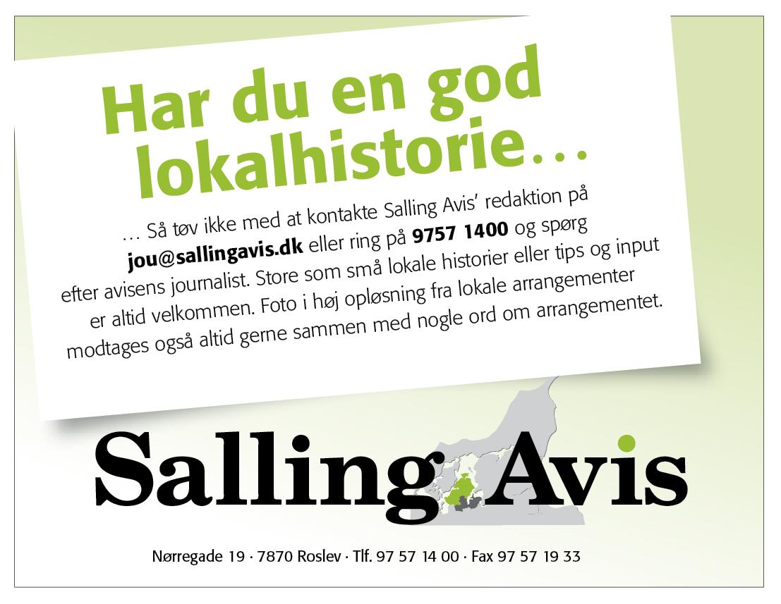 Om Salling Avis